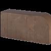 Кирпич полнотелый,печной LODE BRUNIS f15 М500